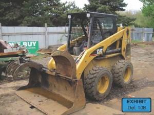 Ex. 108 - Cat Skid Steer (FA SS2)